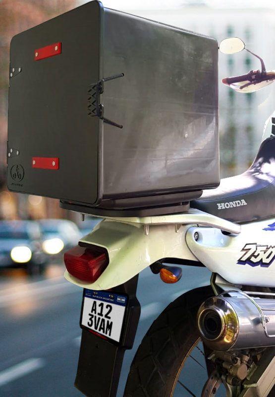 caja para delivery de moto